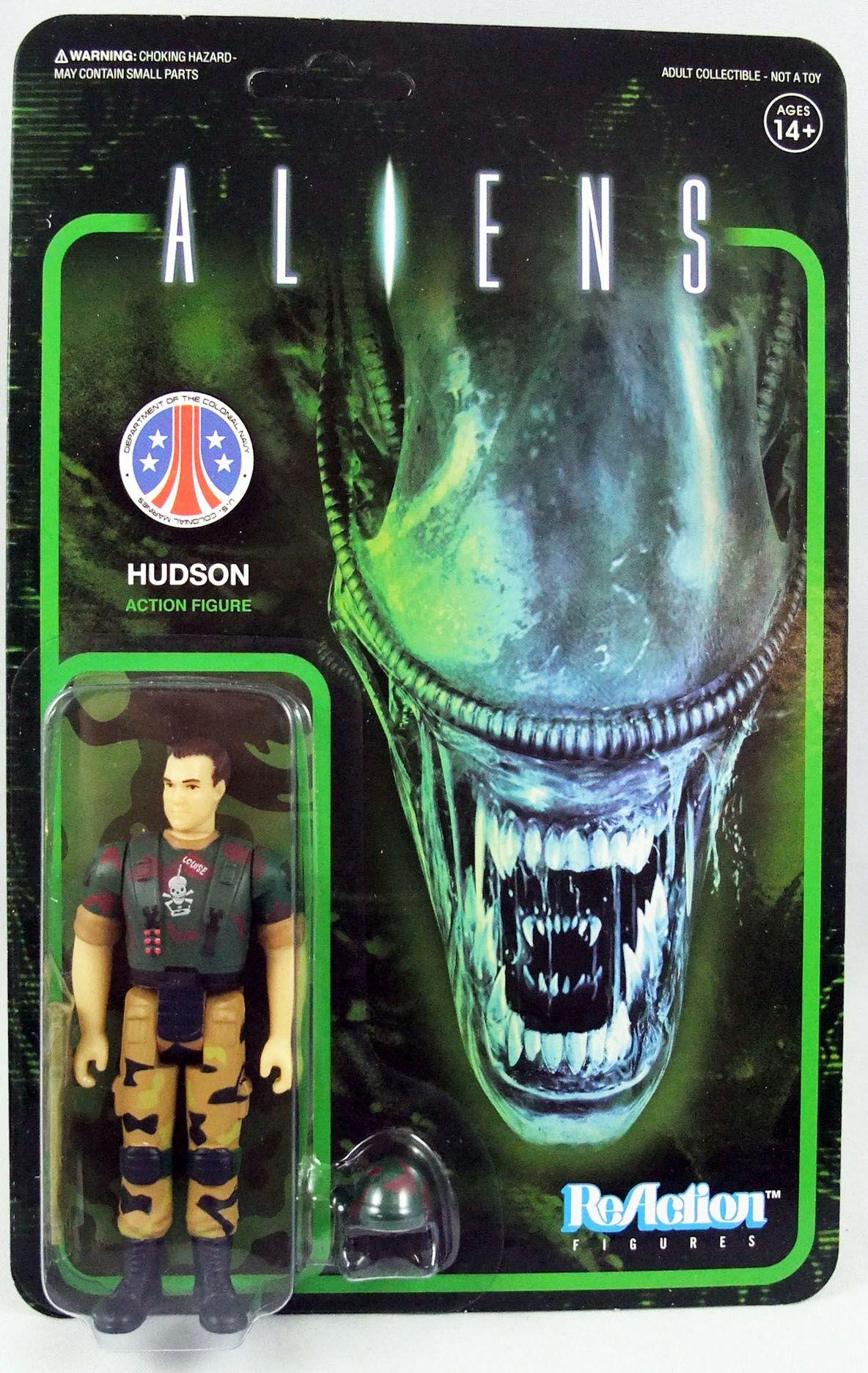 Aliens - ReAction - Hudson