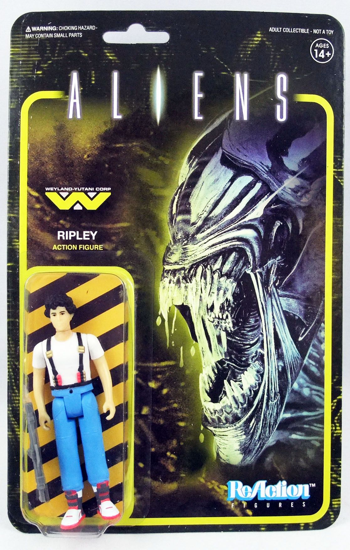 Aliens - ReAction - Ripley
