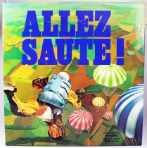 Allez Saute! - Skill Board Game - Gay-Play Editions 1978