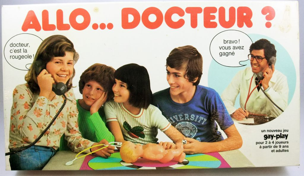 Board Game - Gay-Play Editions 1981. Loading zoom