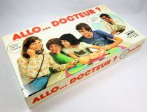 Allo... Docteur? - Board Game - Gay-Play Editions 1981