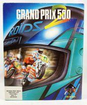 Amstrad CPC - Grand Prix 500 II (Microïds 1990) - 6128/6128+  Disk