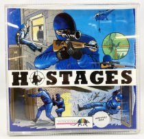 Amstrad CPC - Hostages (Infogrames 1990) - Disquette 464/664/6128