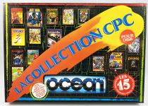 Amstrad CPC - La Collection CPC (Ocean 1988) - Disquette 464/664/6128 (15 jeux)