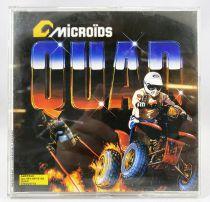 Amstrad CPC - Quad (Microïds 1987) - Disquette 464/664/6128