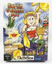 Amstrad CPC - Super Wonder Boy (ActiVision 1989) - Disquette 464/664/6128