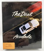 Amstrad CPC - The Duel (Test Driver II) Accolade 1989 - Disquette 664/6128