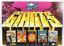 Amstrad CPC - World Beaters Giants (U.S. Gold 1988) - Amstrad/Scheinder CPC (5 jeux)