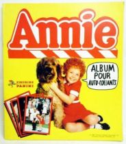 Annie - Panini Stickers collector book (Complete)
