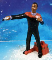 "Applause - Star Trek Deep Space Nine - Commander Benjamin Sisko - 4"" pvc figure"