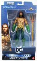 Aquaman - DC Multiverse Mattel - Aquaman (Trench Warrior Collect & Connect Series)