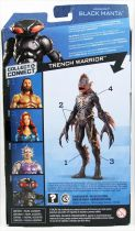 Aquaman - DC Multiverse Mattel - Black Manta (Trench Warrior Collect & Connect Series)