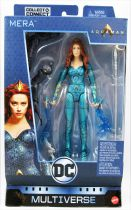 Aquaman - DC Multiverse Mattel - Mera (Trench Warrior Collect & Connect Series)