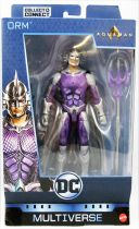 Aquaman - DC Multiverse Mattel - Orm Ocean Master (Trench Warrior Collect & Connect Series)