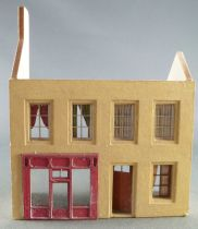 Architecture & Passion 87VIL201 Ho City House with Shop Building for background