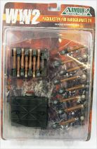 Armoury Action Figure - WW2 Pack d\'accessoires - Packkasten Für Hardgranate 24