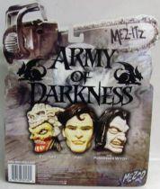 Army of Darkness - Mezco - Mez-Itz 3-pack