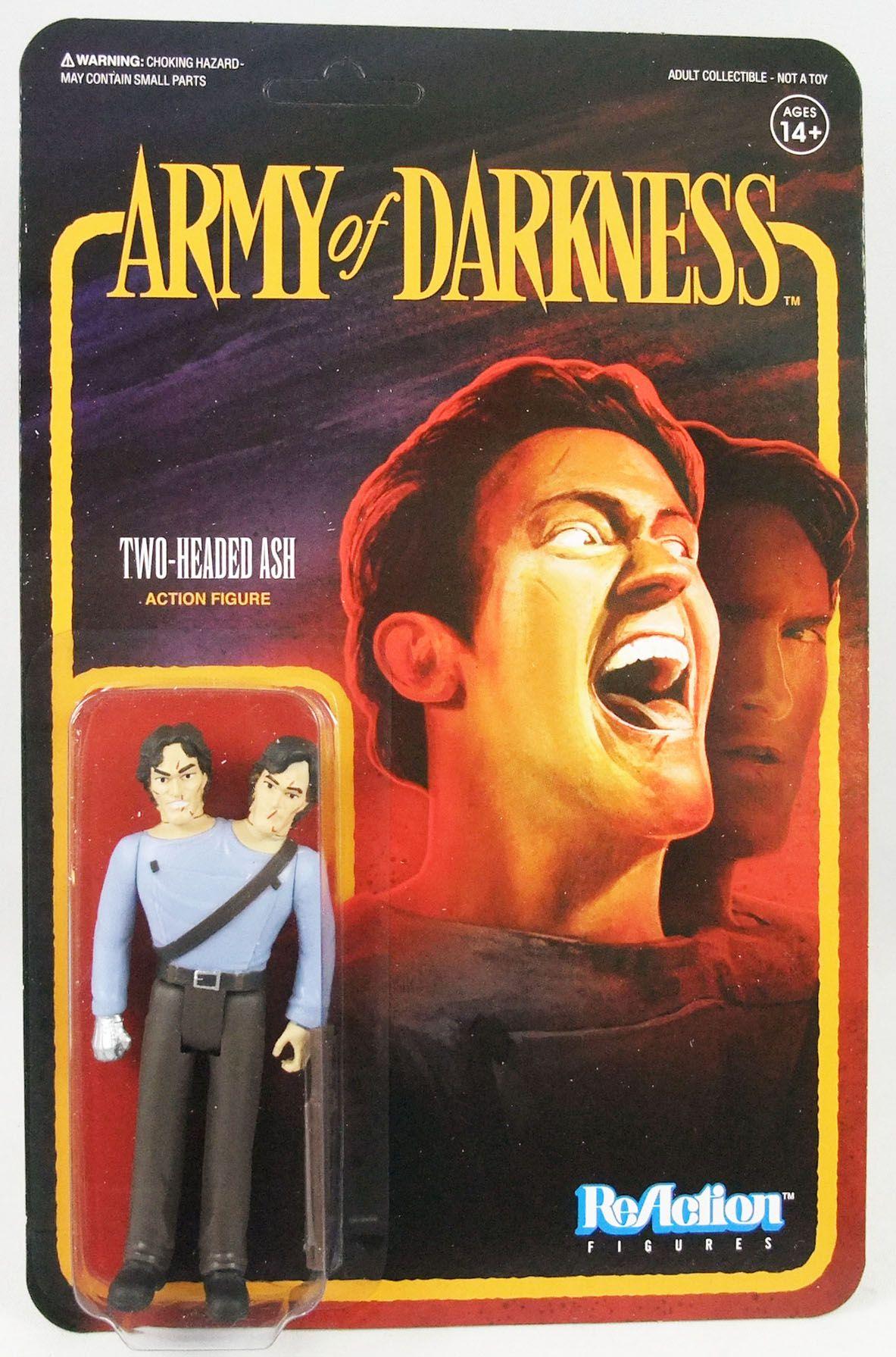 Army of Darkness - Super7 - Set de 6 figurines ReAction
