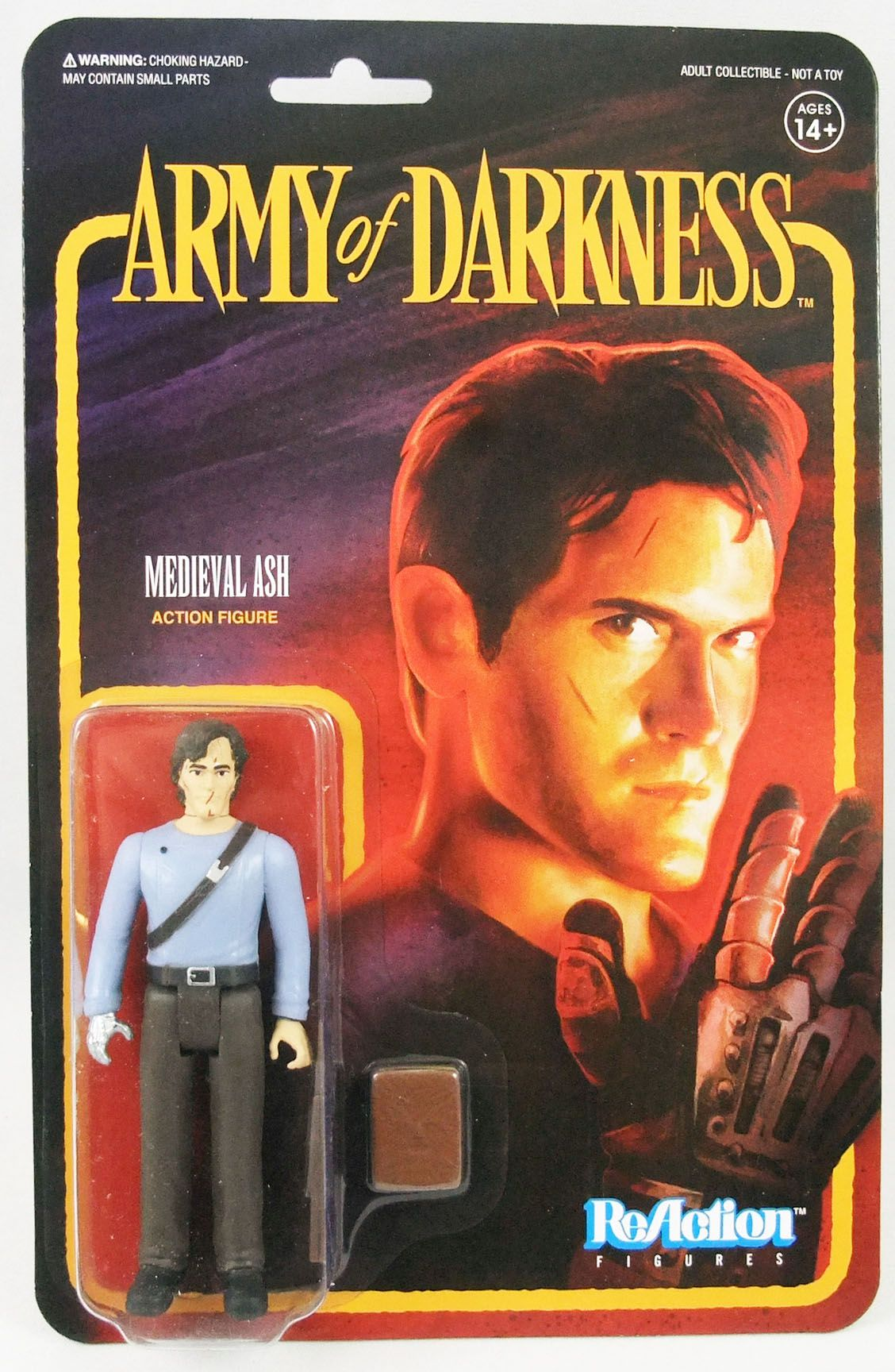 Army of Darkness - Super7 - Set of 6 ReAction figures