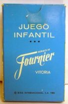 Around the World in 80 Days - Fournier Playing cards