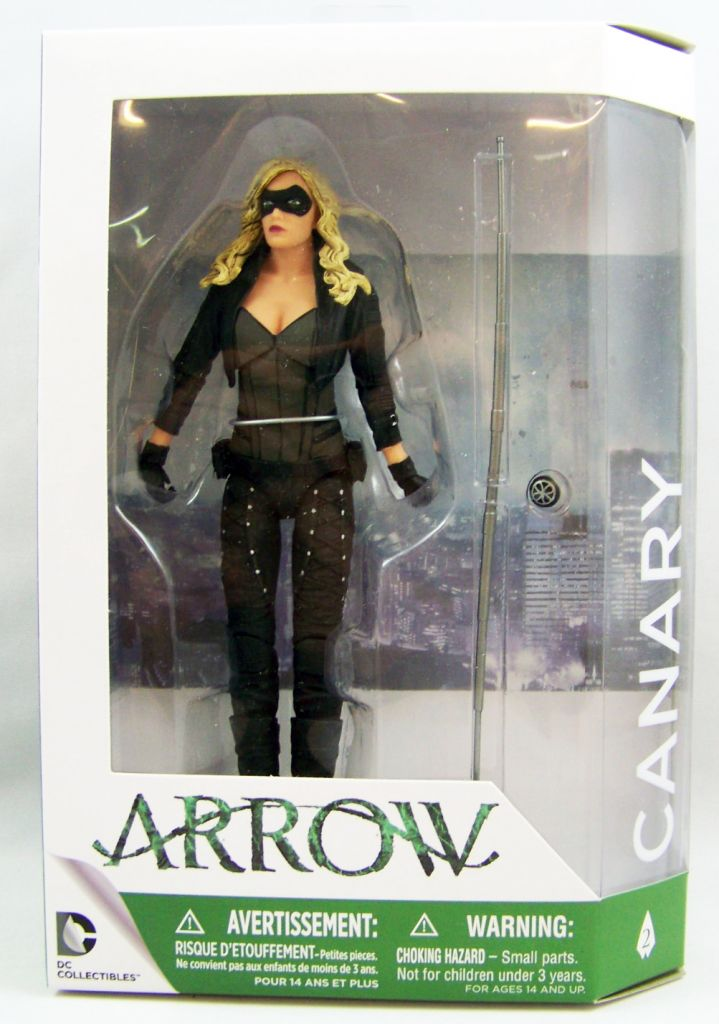 Arrow - DC Collectibles - Canary 01
