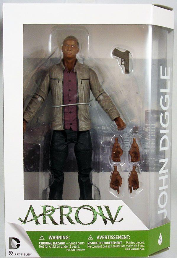 DC Collectibles DC Comics Arrow John Diggle Action Figure