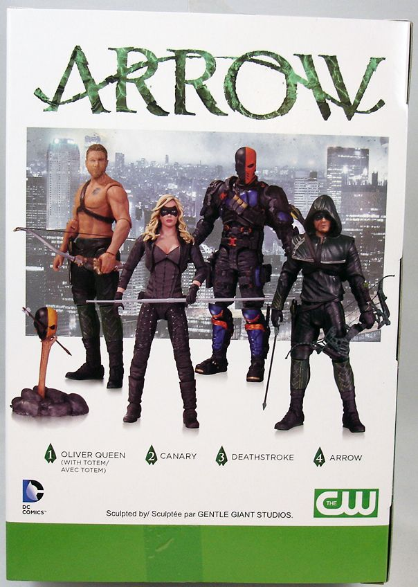 Arrow - DC Collectibles - The Arrow (1)