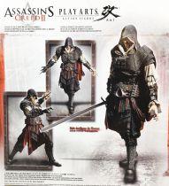 Assassin\'s Creed 2 - Ezio Auditore da Firenze - Play Arts Kai Action Figure - Square Enix