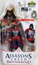 Assassin\'s Creed Brotherhood - Cesare Borgia - Figurine Gamestars Unimax