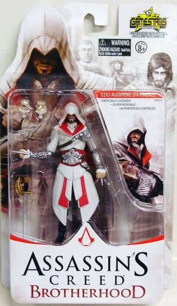 Assassin S Creed Brotherhood Ezio Auditore Da Firenze