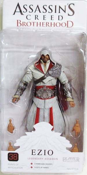 Assassin S Creed Brotherhood Ezio Legendary Assassin Neca
