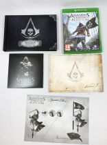 Assassin\'s Creed IV Black Flag (X-Box One) - Edward Kenway Masters of the Seas (Buccaneer Edition) - Statue Ubisoft Attakus + Je