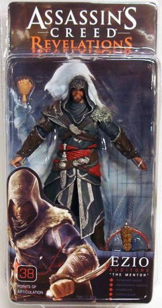 Assassin S Creed Revelations Ezio Auditore The Mentor Neca