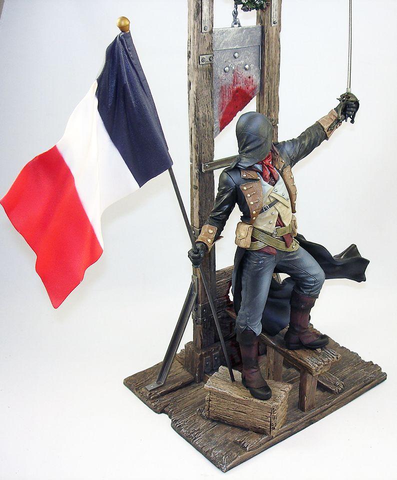 "Assassin\'s Creed Unity - Arno Dorian - Coffret Collector \""Guillotine Edition\"" - Ubisoft"