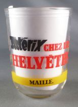 Asterix -  Maille Mustard glass - Asterix in Helvetia