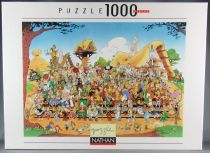 "Asterix - 1000 pieces Jigsaw Puzzle ""Family Portrait\"" - Nathan Mint Sealed"