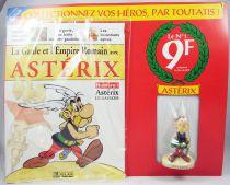 Asterix - Atlas Plastoy - Figurine Résine - Astérix (avec fascicule n°1 offre de lancement)