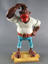 Asterix - Atlas Plastoy - Figurine Résine - Baba la Vigie Pirate