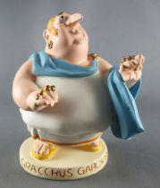 Asterix - Atlas Plastoy - Figurine Résine - Gracchus Garovirus
