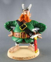 Asterix - Atlas Plastoy - Resine figures - Barbe-Rouge the Pirates Captain