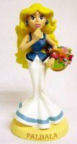 Asterix - Atlas Plastoy - Resine figures - Falbala