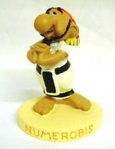 Asterix - Atlas Plastoy - Resine figures - Numerobis