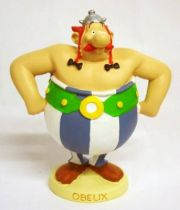 Asterix - Atlas Plastoy - Resine figures - Obelix