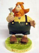 Asterix - Atlas Plastoy - Resine figures - Petisuix