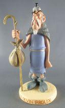 Asterix - Atlas Plastoy - Resine figures - Prolix the soothsayer