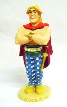 Asterix - Atlas Plastoy - Resine figures - Tragicomix