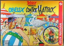 Asterix - Board Game - Obelix vs Hattack - Nathan 1996