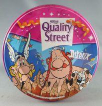 Asterix - Boite à Bonbons Quality Street - Asterix Obelix & Idefix