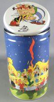 Asterix - Boite à Gâteaux Métal Ronde 2001 - Le Banquet