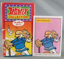 Asterix - Boite Carton Bubble Gum + Autocollant - Agecanonix